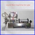 Машина для наполнения жидкостью 50-300 мл  полуавтоматическая машина для наполнения молока/йогурта/пива из нержавеющей стали