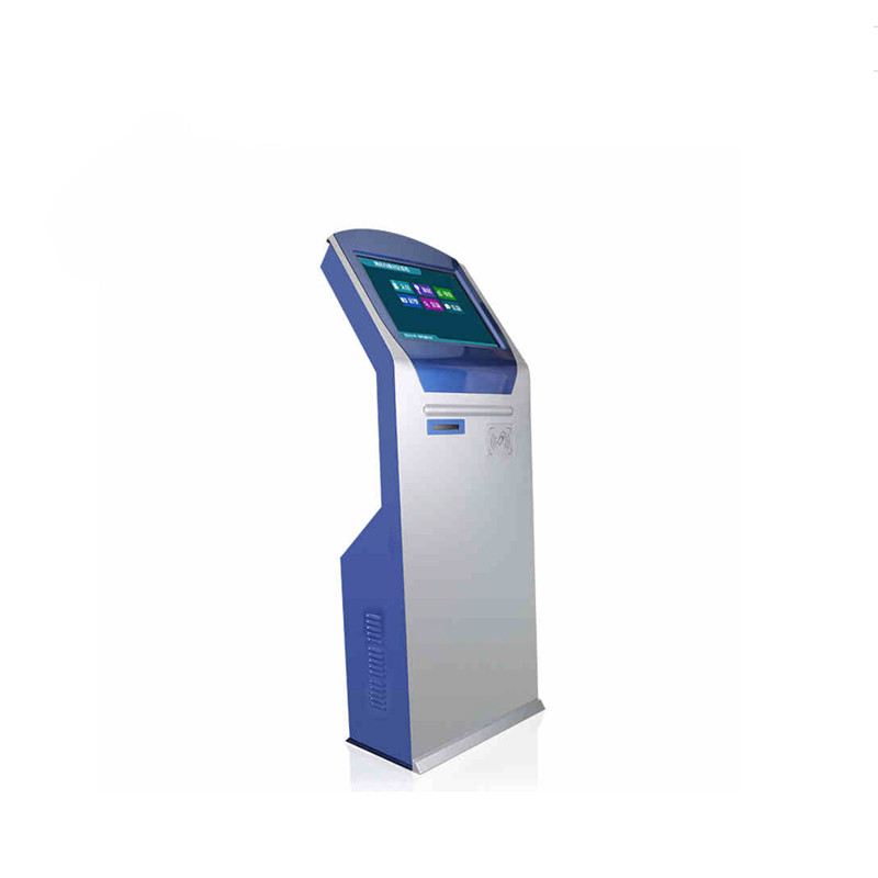 19 Inch Touch Screen Inquiry Print Kiosk