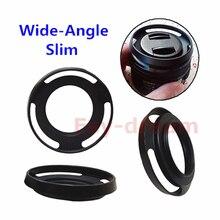 40.5 millimetri Sottile Grandangolare Ventilato Lens Hood Sostituire LH S1650 per Sony E PZ 16 50 f/3.5 5.6 OSS SELP1650 40.5 millimetri A6500 A6300 NEX 6 7