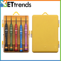 5set/lot Universal BEST - 668S, 5 in 1 Disassembling Tool Free Shipping by DHL