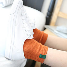 Warm Women Socks Striped 3D Socks Autumn Winter