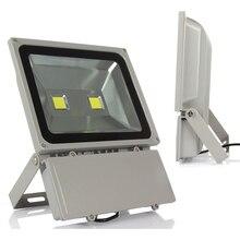 1 шт. 100 Вт открытый из светодиодов прожектор тепло / холод из светодиодов прожектор AC85-265V из светодиодов прожектор наружного освещения из светодиодов отражатель