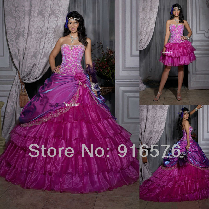 Compare Prices on Detachable Skirts Quinceanera Dresses- Online ...