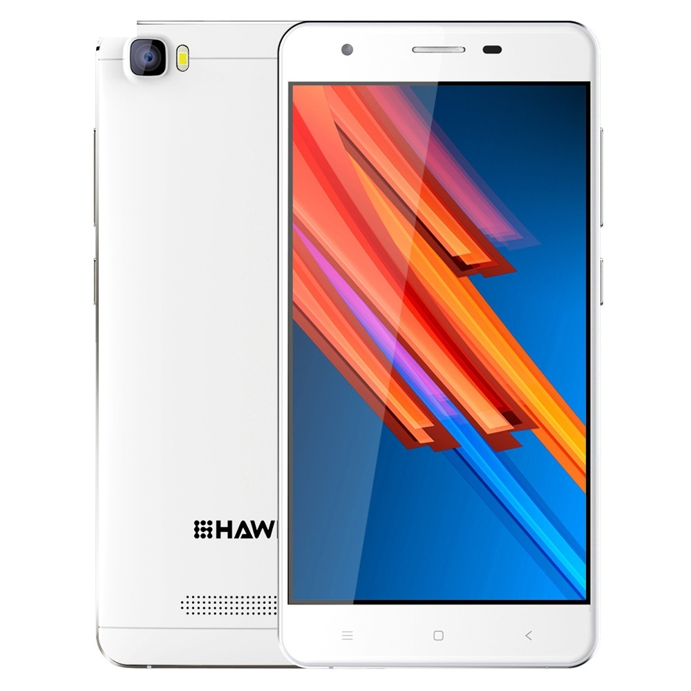 HAWEEL H1 Pro 5.0 inch 4G-LTE Android 6.0 Dual SIM Smartphone Quad-Core 1+8GB WH Apr18 стоимость
