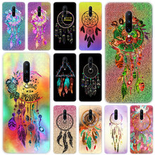 Hot Dreamcatcher Soft Silicone Fashion Transparent Case For OnePlus 7 Pro 5G 6 6T 5 5T 3 3T TPU Cover