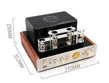 Xege DC2 Hi-Fi стерео Беспроводной Bluetooth USB Tube Усилители домашние HiFi аудио Усилители домашние 25 Вт + 25 Вт