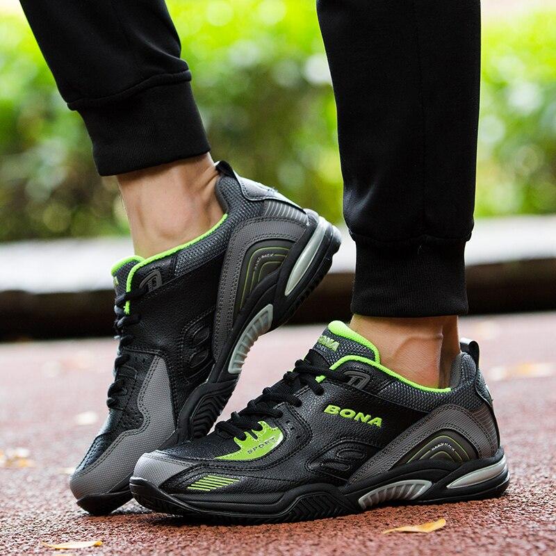 FOI Nouveau Style Populaire Hommes Chaussures de Jogging En Plein Air Sneakers Lace Up Hommes de Sport Chaussures De Tennis Confortable Lumière Douce Livraison Gratuite - 6