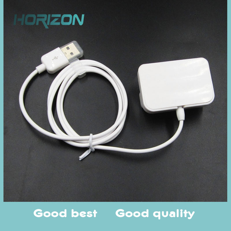 USB Charger Dock Station Cord Cable for iPod Shuffle Charging Base 2Nd Gen