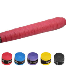 2X Stretchy Anti Slip Racket Over Grip Roll Tennis Badminton Handle Grip Tape OCT 06