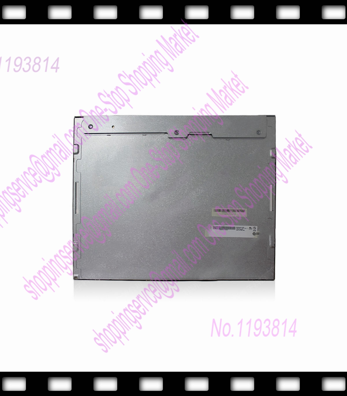 LED 19 inch G190ETN01.0 Industrial LCD A+