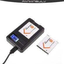 2x NP-BN1 NP BN1 NPBN1 Battery +LCD USB charger for sony DSC TX30 TX10 W830 810 800 570 D 530 520 510 390 380 360 350 320 camera