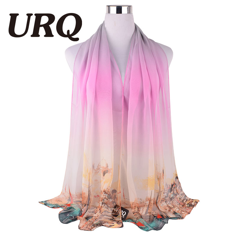 summer scarves Women solid color Long style fashion Brand Designed - Apparel Accessories - Photo 3