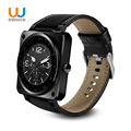 UWatch New Smart Watch Waterproof Sports Remote Camera Twitter  Message multi-language Remind for IOS android phone