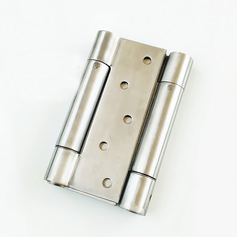 Free door spring hinge Bidirectional open stainless steel automatic door closing device Cowboy Bar wicket hinges 2pcs free door spring hinge bidirectional open stainless steel automatic door closing device cowboy bar wicket hinges 2pcs