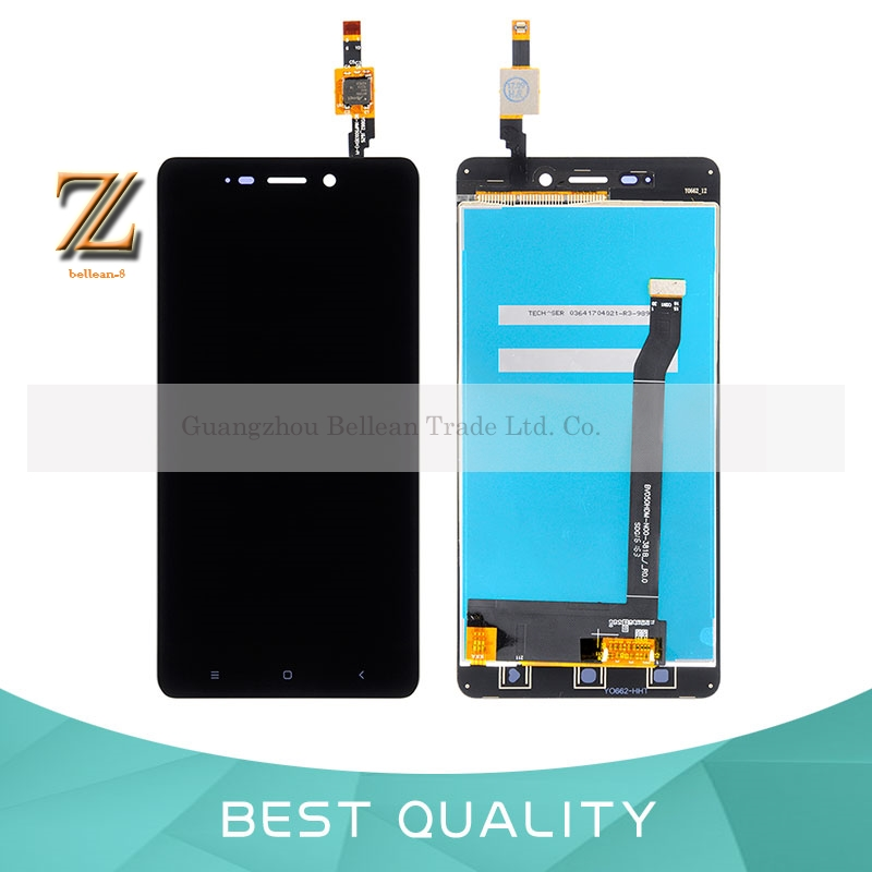 1pcs 5 LCD For Xiaomi Redmi 4 Display Touch Screen Digitizer Assembly For Redmi4 font b