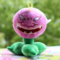 Plants Vs Zombies Figures Plush Stuffed Toys Doll Chomper&Shut up Piranha Demon