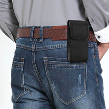 Universal New Outdoors Sport Gym Nylon Waist Belt Pouch Holster Mobile Phone Bag Cover Case For Samsung Galaxy S8 Plus N