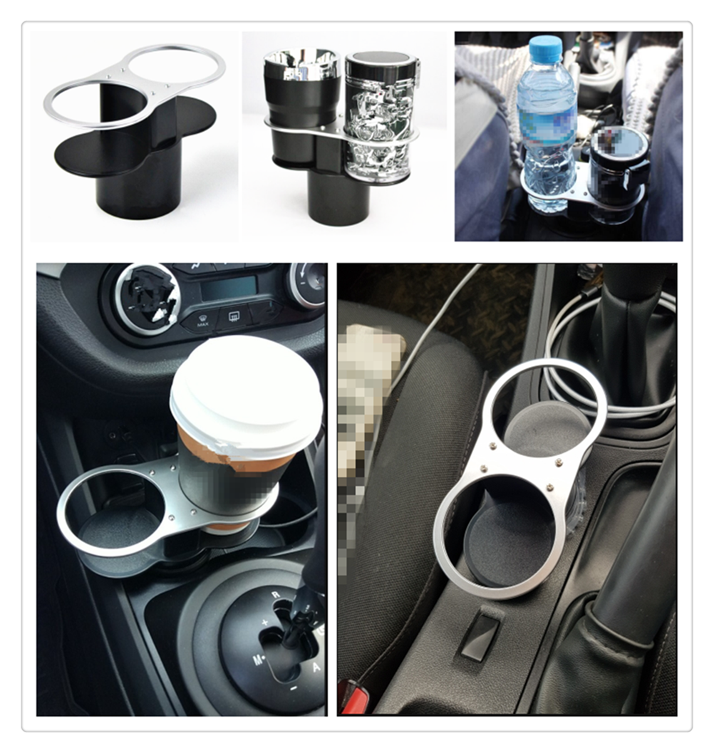 Auto Accessories Drink Water Coffee Bottle Holder Cup Shelf For Ford Transit Ranger Mustang Ka Fusion Focus F  In Drinks Holders From Automobiles