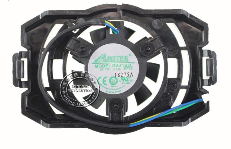 570 GTX1080Ti //1070Ti Universal Fan 95mm 12V for 1pair ASUS DUAL RX580 RX470