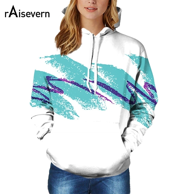 90s Vintage Jazz Design Hoodie Fashion 3d Print Hooded Sweatshirt