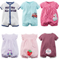 2016 new Fashion Baby Clothing  baby girl clothes cotton Newborn baby romper bebes jumpsuits Summer infant girl clothes