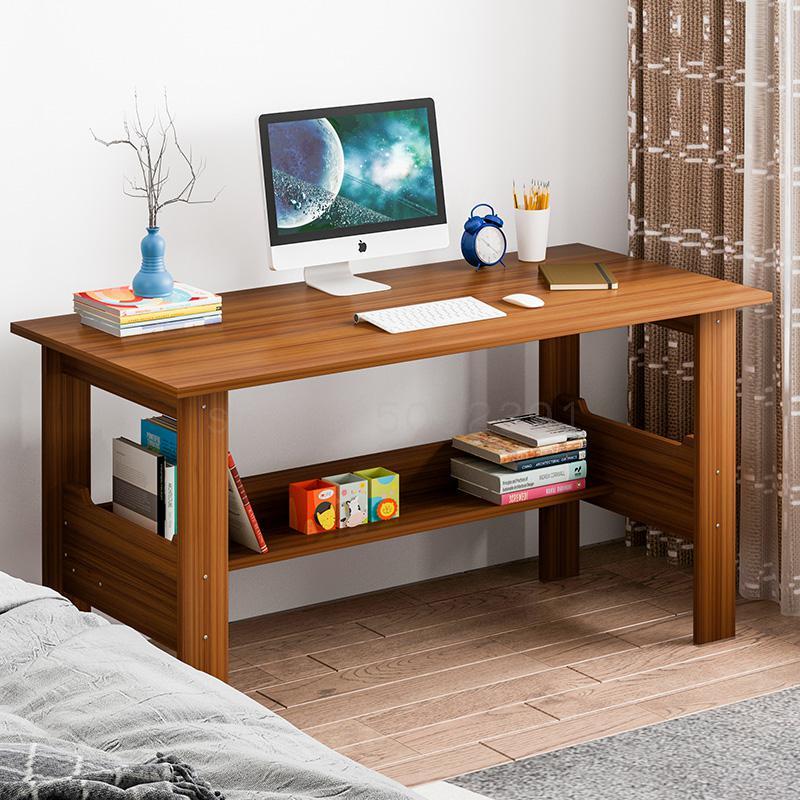 Simple Desktop Computer Desk Home Desk Bedroom Economical Student Desk Simple Modern Desk Laptop Desks Aliexpress