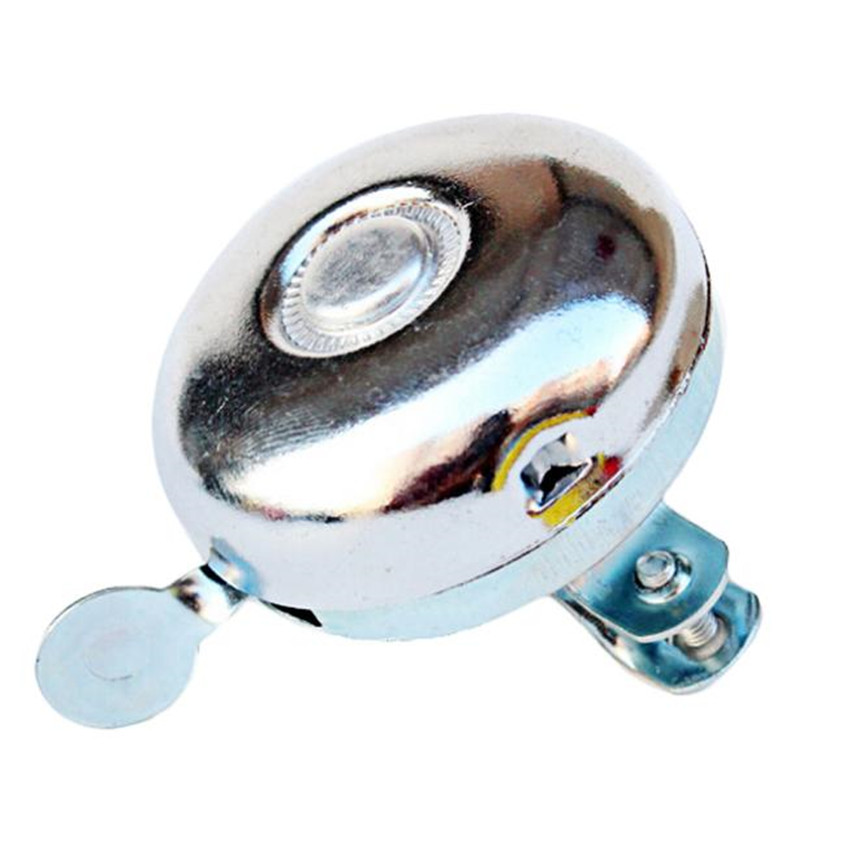 Beautiful Shiny Metal Ring Bike Bicycle Cycling Handlebar Bell Sound Alarm Durable construction Loudly Sound M10