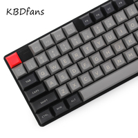 Top Printed Side Printed Dsa Pbt Keycap Caps For Usb Wried Mechanical Keyboard 104 Keys
