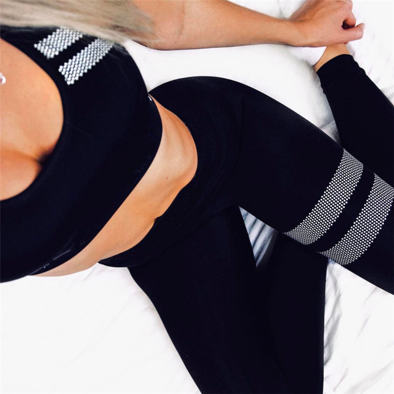 2019 Sexy Women Yoga Set Workout Sport Clothes For Women -8800