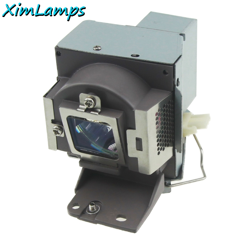 XIM Lamps 5J.J4S05.001 Replacement Projector Lamp with Housing for BENQ MW814ST xim lamps replacement projector lamp cs 5jj1b 1b1 with housing for benq mp610 mp610 b5a