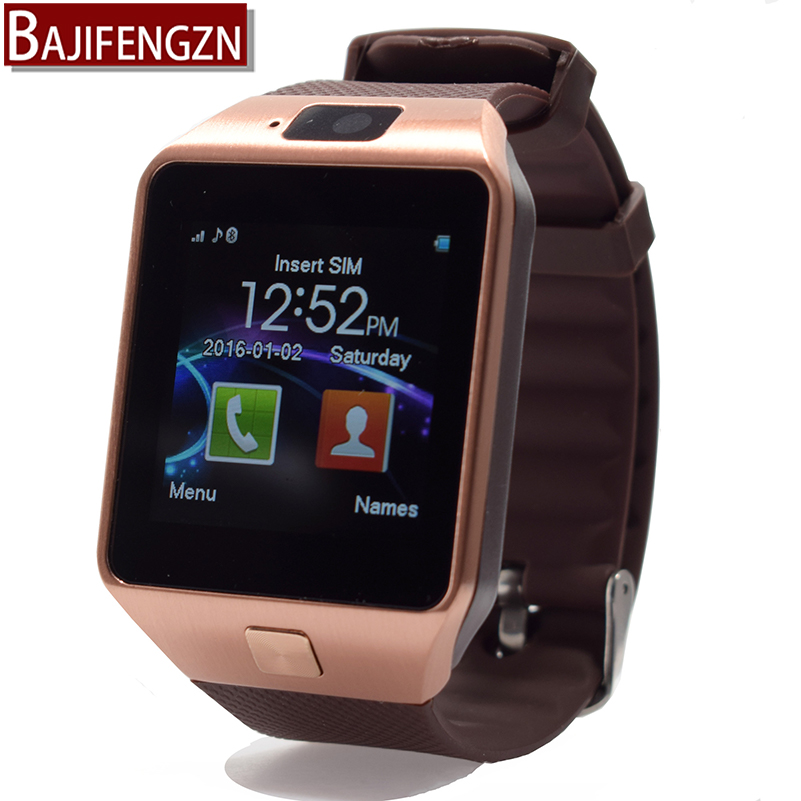 smart watch for font b android b font bluetooth Sport pedometer SmartWatches Camera GT08 A1 Support