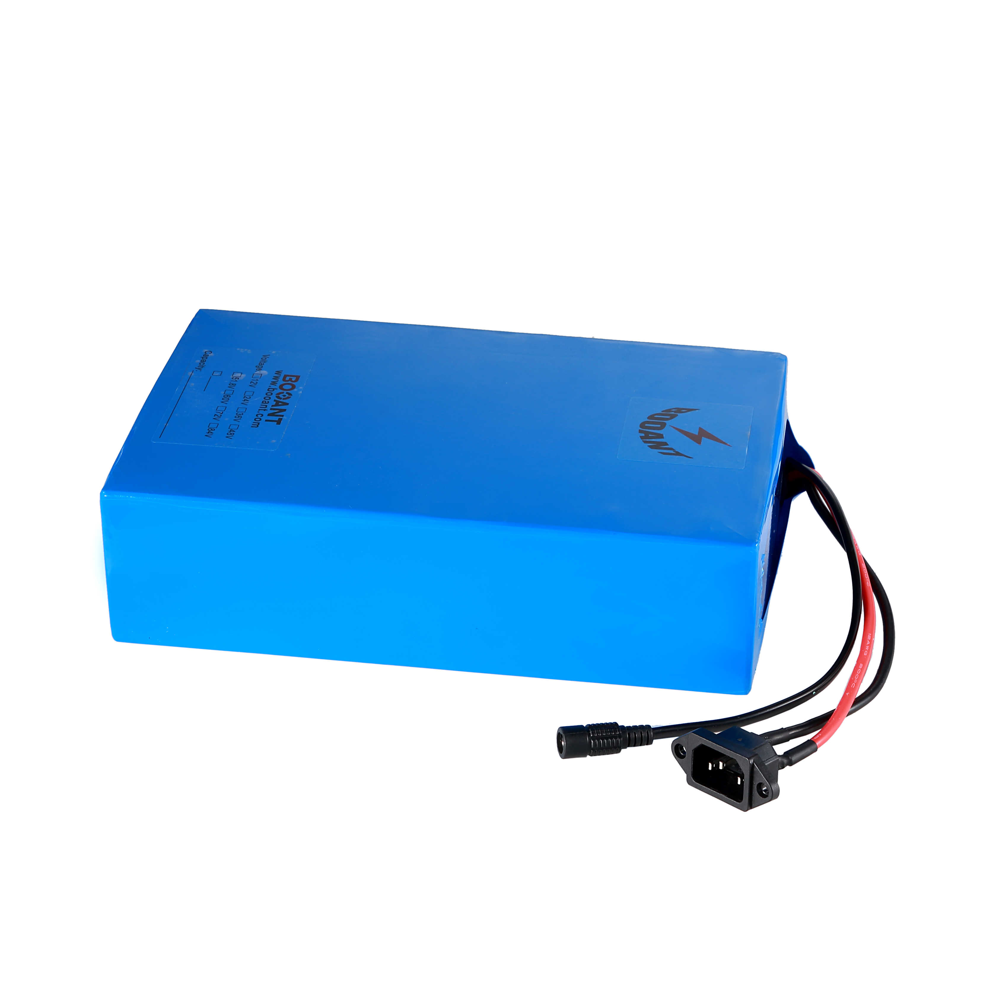 48V 20Ah 1000W electric bike battery for Panasonic 18650 13S 48V 750W 1500W rechargeable lithium battery built in 50Amp BMS