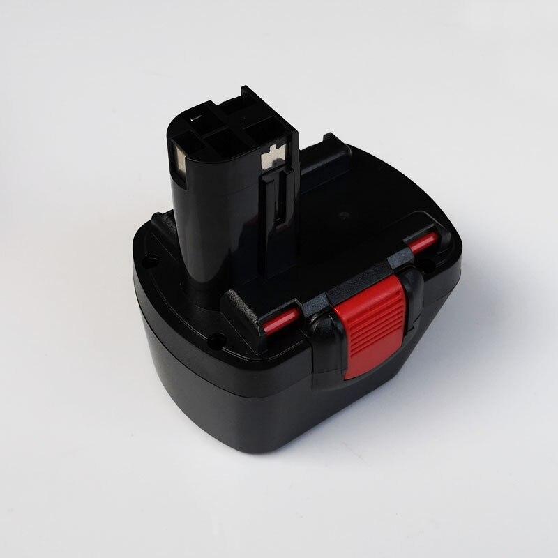 Batterie rechargeable Li-ion 12 V 6.0ah pour perceuse électrique sans fil Bosch BAT139 BAT043 BAT045 BAT046 BAT049 BAT120