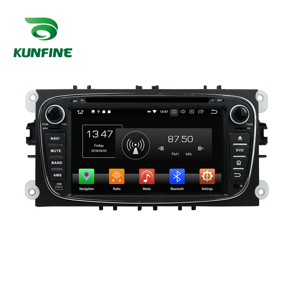 4GB RAM Octa Core Android 8.0 Car DVD GPS Navigation Multimedia Player Car Stereo for Ford Mondeo Tourneo Connect S-max