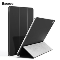 Baseus Magnetic Case For iPad Pro 12.9 11 2018 Coque Auto Sleep Wake Up Smart PU Leather Sleeve Bag Cover For iPad Pro Fundas