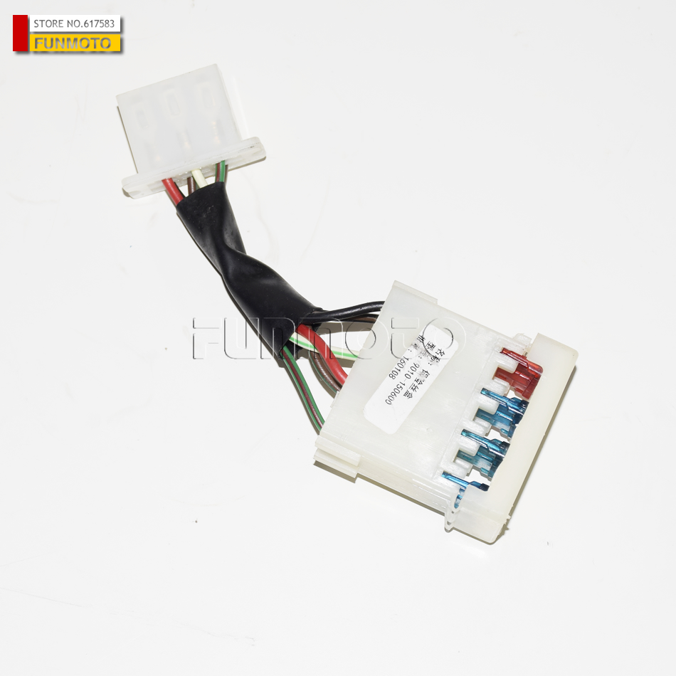 Fuse Box Of Cfmoto Atv Quad Parts Part No9010 150600 In Engines From Automobiles Motorcycles On Alibaba Group