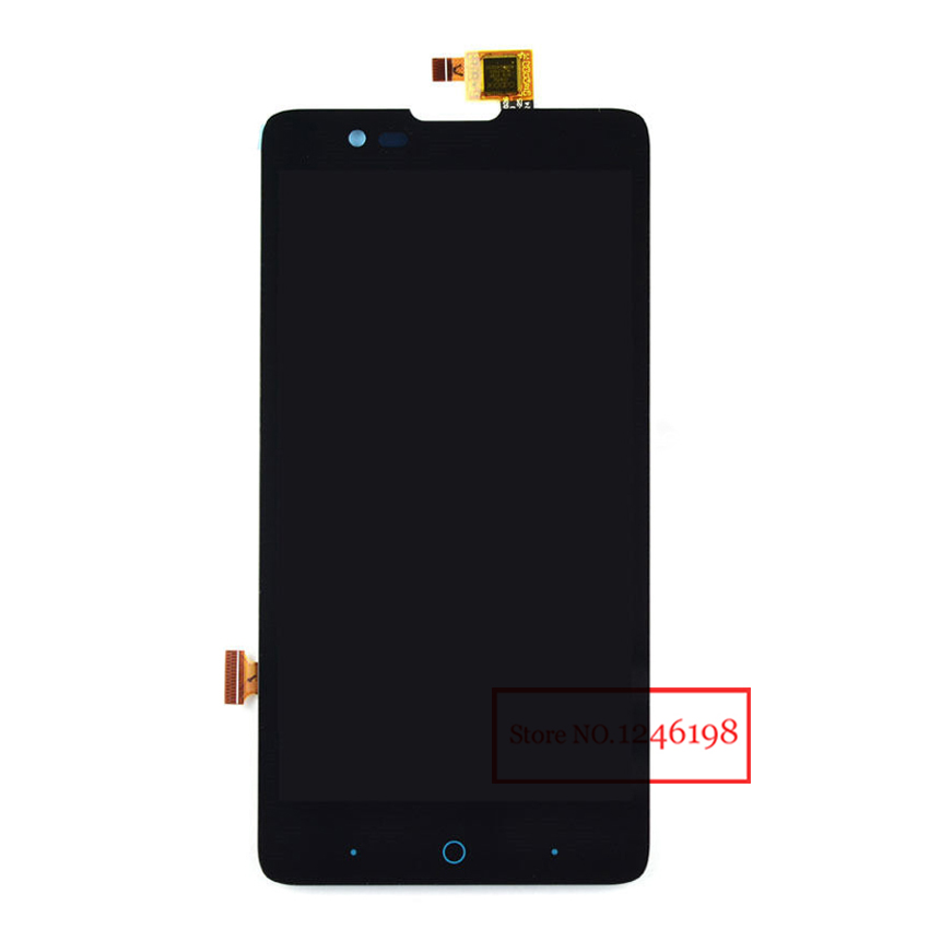 Best Working 5 0 Full LCD Display Touch Screen Digitizer Assembly For ZTE Red Bull V5