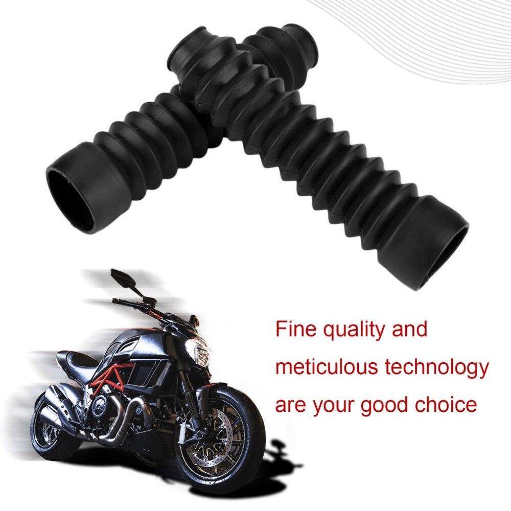 Новинка 1 пара передняя вилка крышка амортизирующая защита гетры мотоциклетные резиновые сапоги Gaitor для Harley горячая распродажа