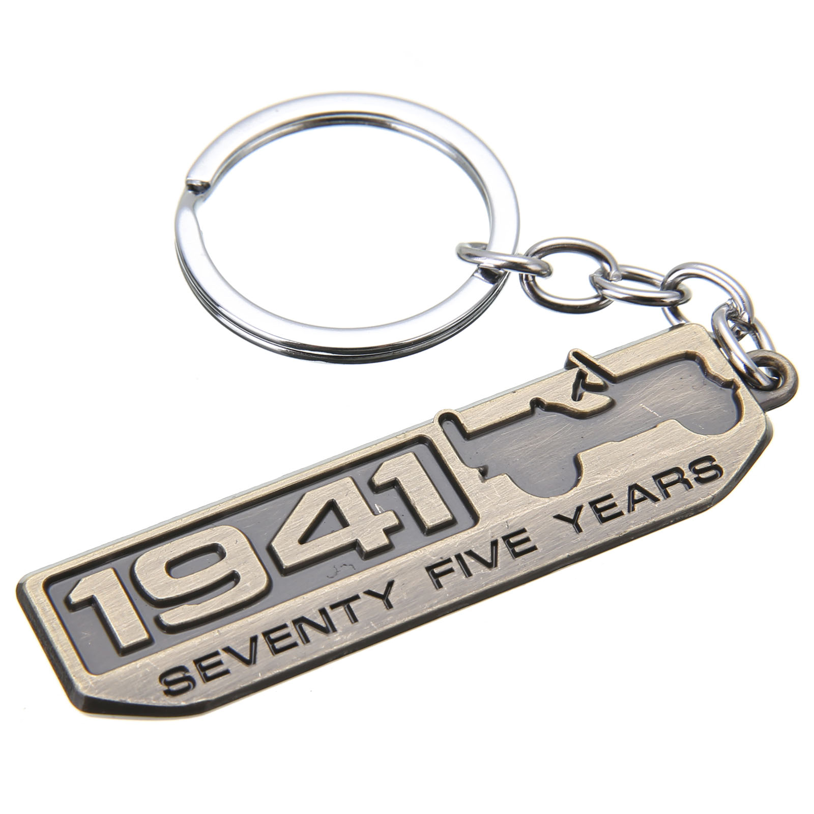 Keychain for JEEP Pendant New SRT 8 Key RIng Cherokee Renegade Compass SRT8