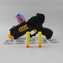 ZheDuo Toys 1Pc 2-in-1 Gel Ball Pistol Water Bomb Gun Toy Outdoor Play For Child gel water bomb gun electric water gun for jinming scar shell toy parts intelligence assembled suite