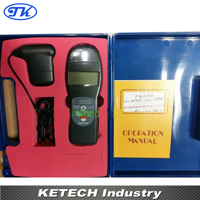 MC-7825PS Over 150 Species Wood Moisture Meter next 7825