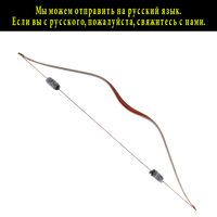 30 50lbs Archery Handmade Traditional Longbow Wooden Hunting Target Shooting Laminated Arrow Achery Bow Outdoor Hunting