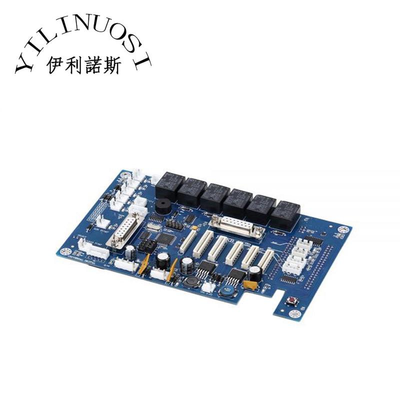 Infiniti / Challenger FY-3208H / FY-3208G / FY-3208R / FY-3206G / FY-3206H I/O Board infiniti challenger fy 3206r fy 3206g fy 3206h 6 sei ko head 35pl main board
