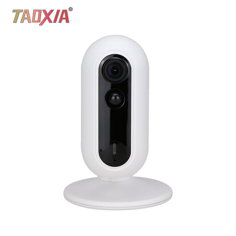 Bébé soins WiFi maison 1080 P surveillance de téléphone Mobile Mode privé corps humain capteur infrarouge alarme caméra sans fil - 6
