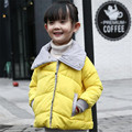 Girls Winter Coat Female Children Jacket Thick Warm Baby Winter Long Sleeve Cotton-padded Clothes Kids Christmas Outwear