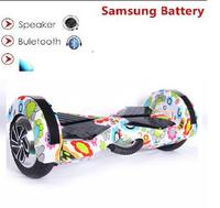 8 inch 2 Wheel Self balancing Gyroscooter Hover board Two Wheel Oxboard hoverboard bluetooth and LED Giroskuter skateboard