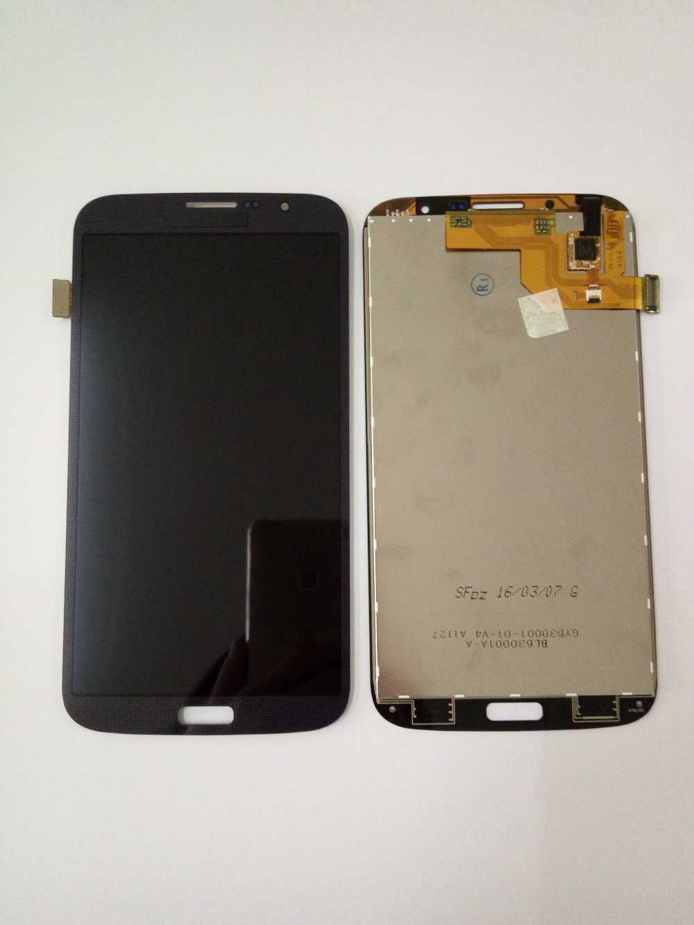 10 Pieces Free shipping for Samsung Galaxy Mega 6.3 i9200 lcd screen display digitizer Black or White