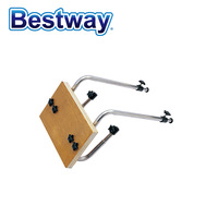 62069 Bestway Hydro Force Motor Mount Matching Most Inflatable Boat Easy Assemble Frame for Electrical Outboard Motor