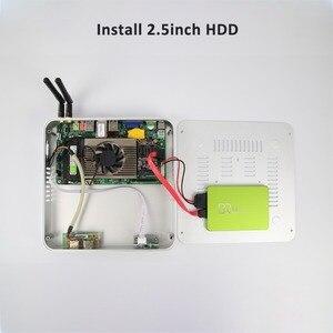 Image 5 - HLY i5 PC Mini PC Intel Core i5 7200U 4200U Mini Computer Windows 10 with 1TB SATA Wifi TV BOX Office Family Computer PC