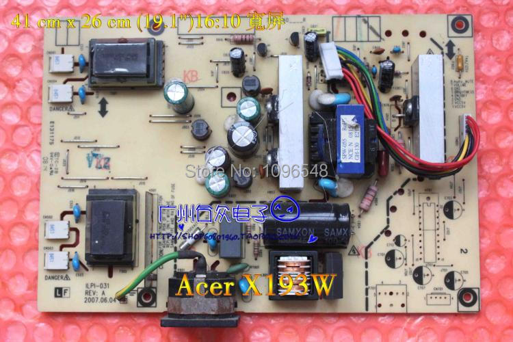 Free Shipping>Original 100% Tested Working X193W Power Board ILPI-031 490781400200R Inverter Board free shipping original 100% tested working 1745s1 power board 2202134103p inverter